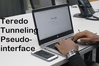 What are Teredo-Tunneling-Pseudo-interface