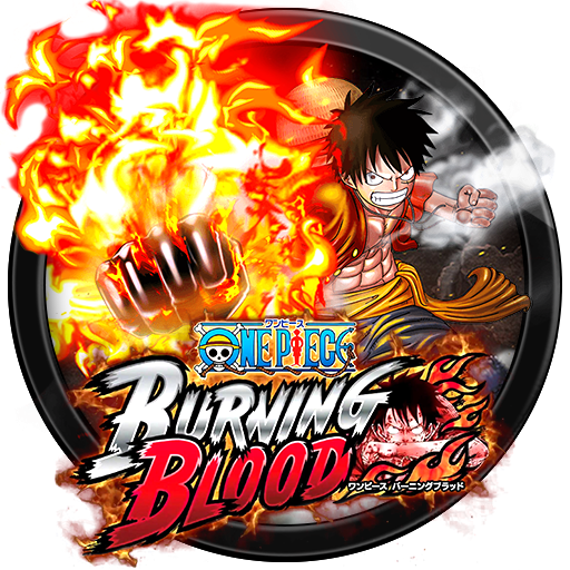 ONE PIECE BRUNING BLOOD MOD FULL | PPSSPP
