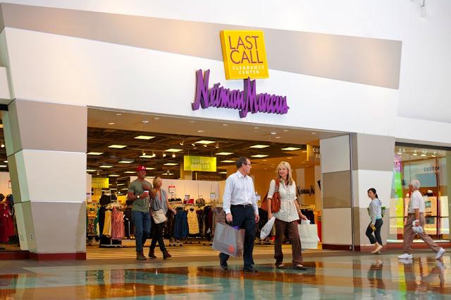 Lojas Neiman Marcus Last Call em Miami e Orlando