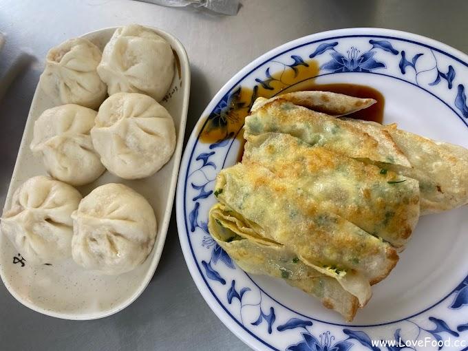 新竹東區-新銘早餐店-小籠包 手工蛋餅 脆皮蔥油餅-xin ming zao can dian