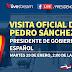 Presidente Danilo Medina recibirá en el Palacio Nacional a homólogo español Pedro Sánchez; firmarán acuerdos