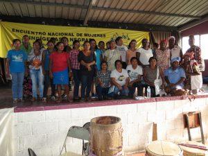 Mujeres indígenas y negras hondureñas en defensa de su cultura, territorios y bienes comues (+ Fotos)