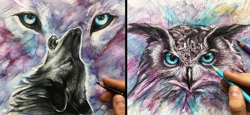 00-Liam-James-Cross-Wild-Animals-Drawings-and-Paintings-www-designstack-co