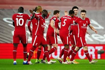 ليفربول بالقوة الضاربة اليوم أمام توتنهام