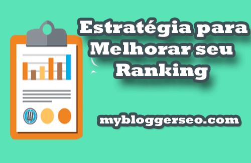 Estrategia para melhorar- --> [[Search Ranking]] do Blog