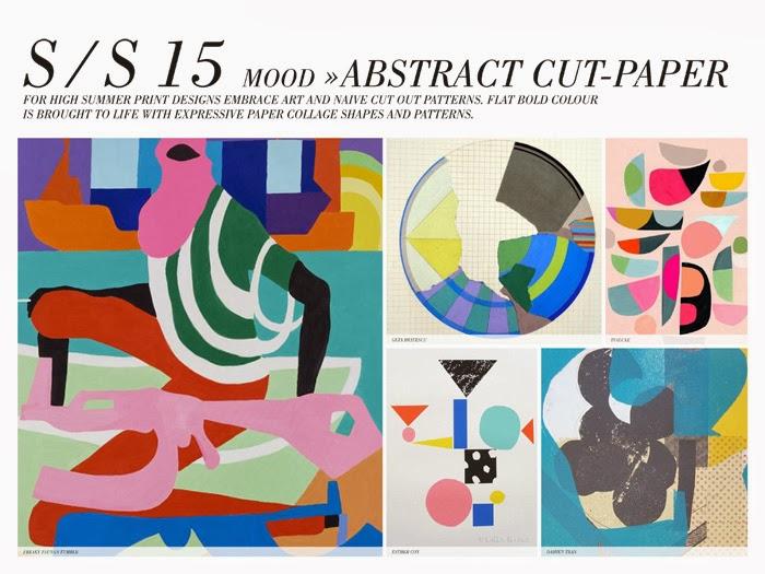 Fashion Vignette Trends Patternbank Print Trend