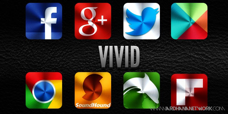 VIVID – Icon Pack v3.2.5 Apk