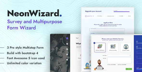 Download Questionnaire Multistep Form Wizard
