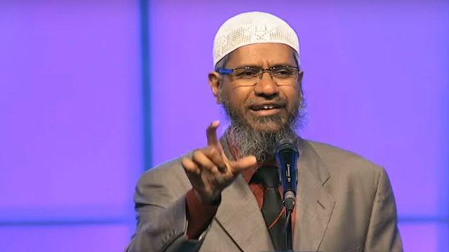 Tolak Panggilan Otoritas India, Zakir Naik: Mereka Hanya Akan Menyiksa Muslim