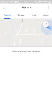 Tips Melihat Riwayat Perjalanan Atau Lokasi Yang Pernah Dikunjungi Dengan Aplikasi Google Maps