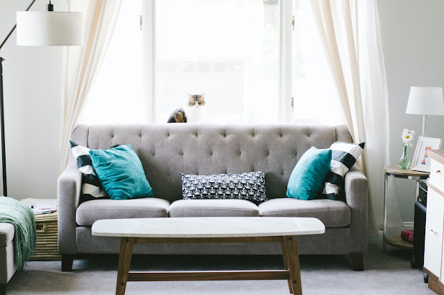 Eight Tips To Spruce Up Your Living Area