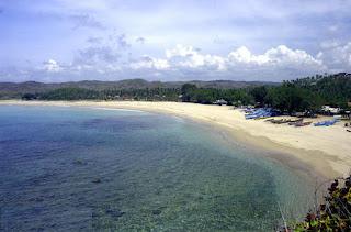Indahnya Pesona Wisata Pantai Tambakrejo Blitar - Jawa Timur