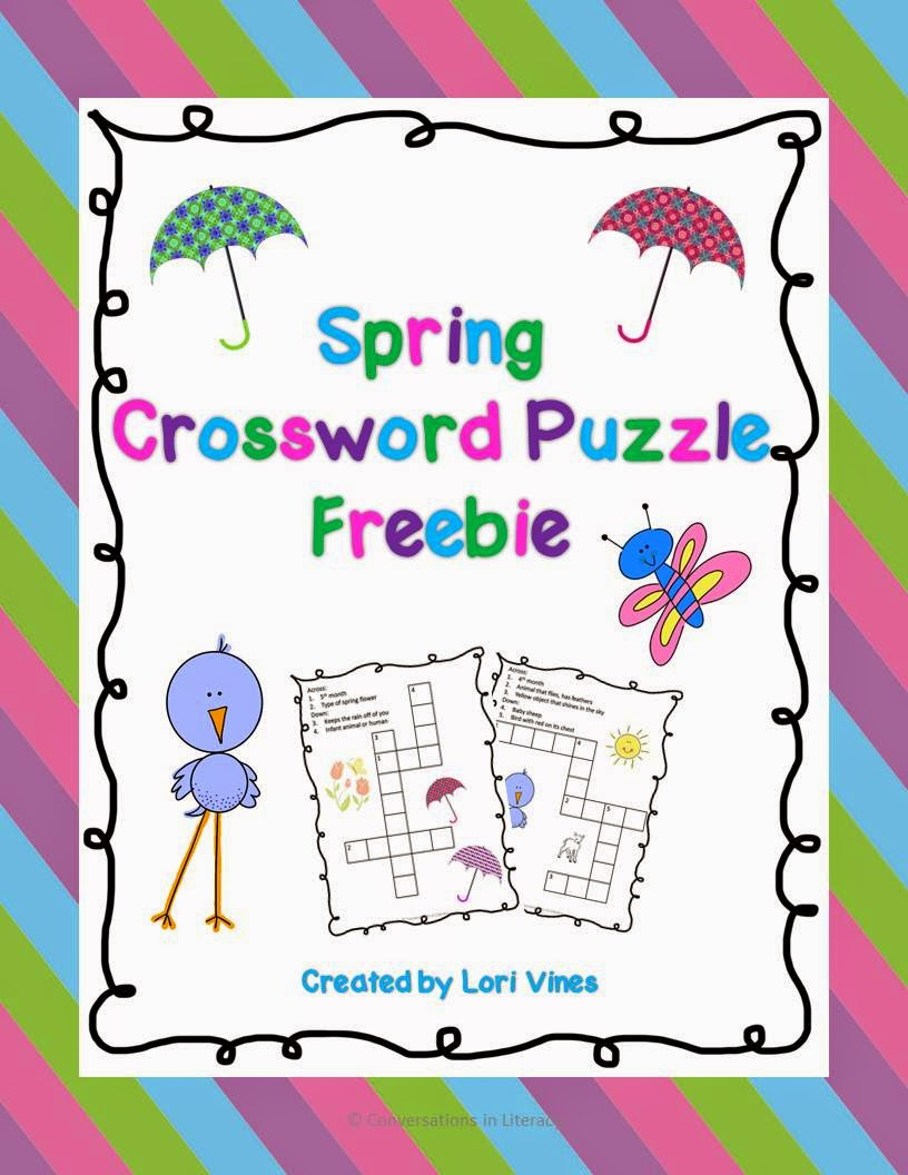 Freebies crossword