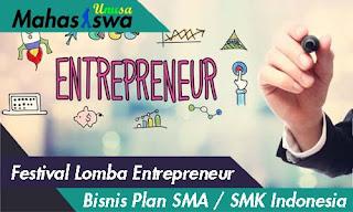 lomba bisnis plan 2019