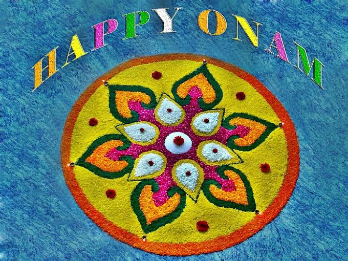 ओणम का त्योहार  - onam festival in hindi