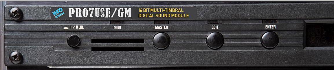 HEDSound: Pro7use-GM-HEDSounds soundfont (Basic version is