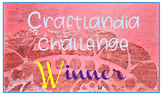 Aurora won at Craftlandia Challenge!