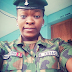 Young female soldier dies after a brief illess