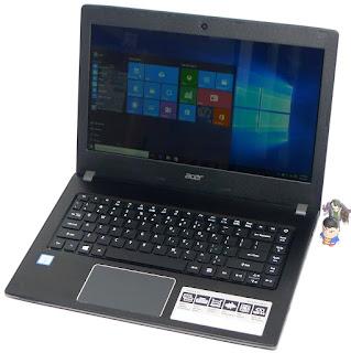 Laptop Acer Aspire 2nd E14-E5-475 Core i3