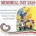MEMORIAL DAY: MAGGIO 2020