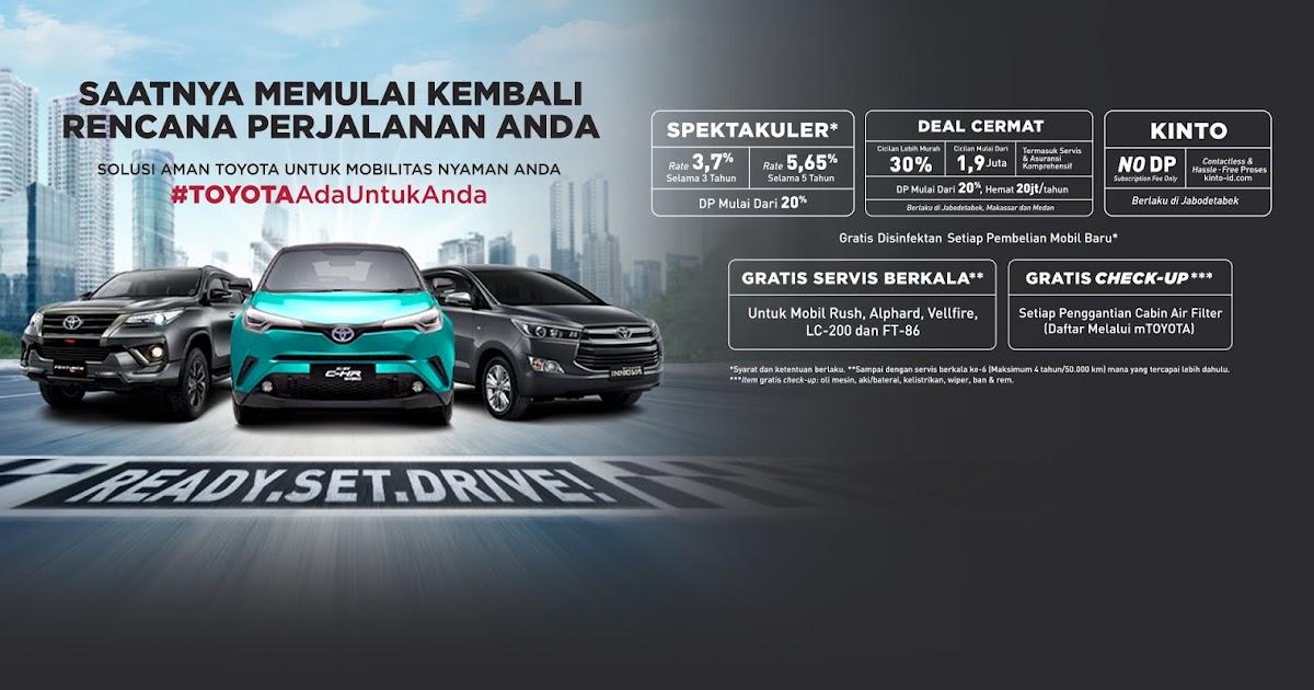 Daftar Harga Pricelist Toyota Bali Terbaru 2021