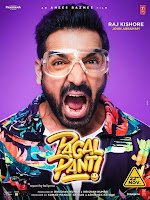 Pagalpanti First Look Poster 20