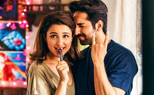Meri Pyaari Bindu (2017) Hindi Movie Free Download HD 720p
