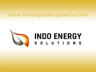 Lowongan Kerja PT Indo Energy Solutions, lowongan kerja Kaltim Kaltara 2021 lulusan SMA SMK D3 S1 Accounting HR Engineering POME Admin Driver dll