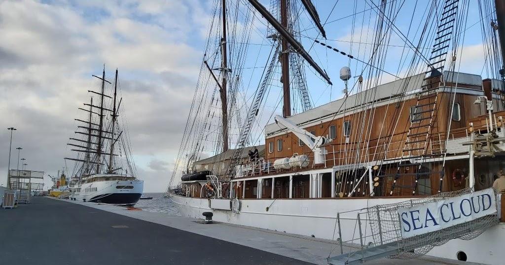 Fuerteventura.- Dos cruceros atracarán esta tarde en Puerto del Rosario debido a problemas en su puerto de destinos - Fuerteventura Digital