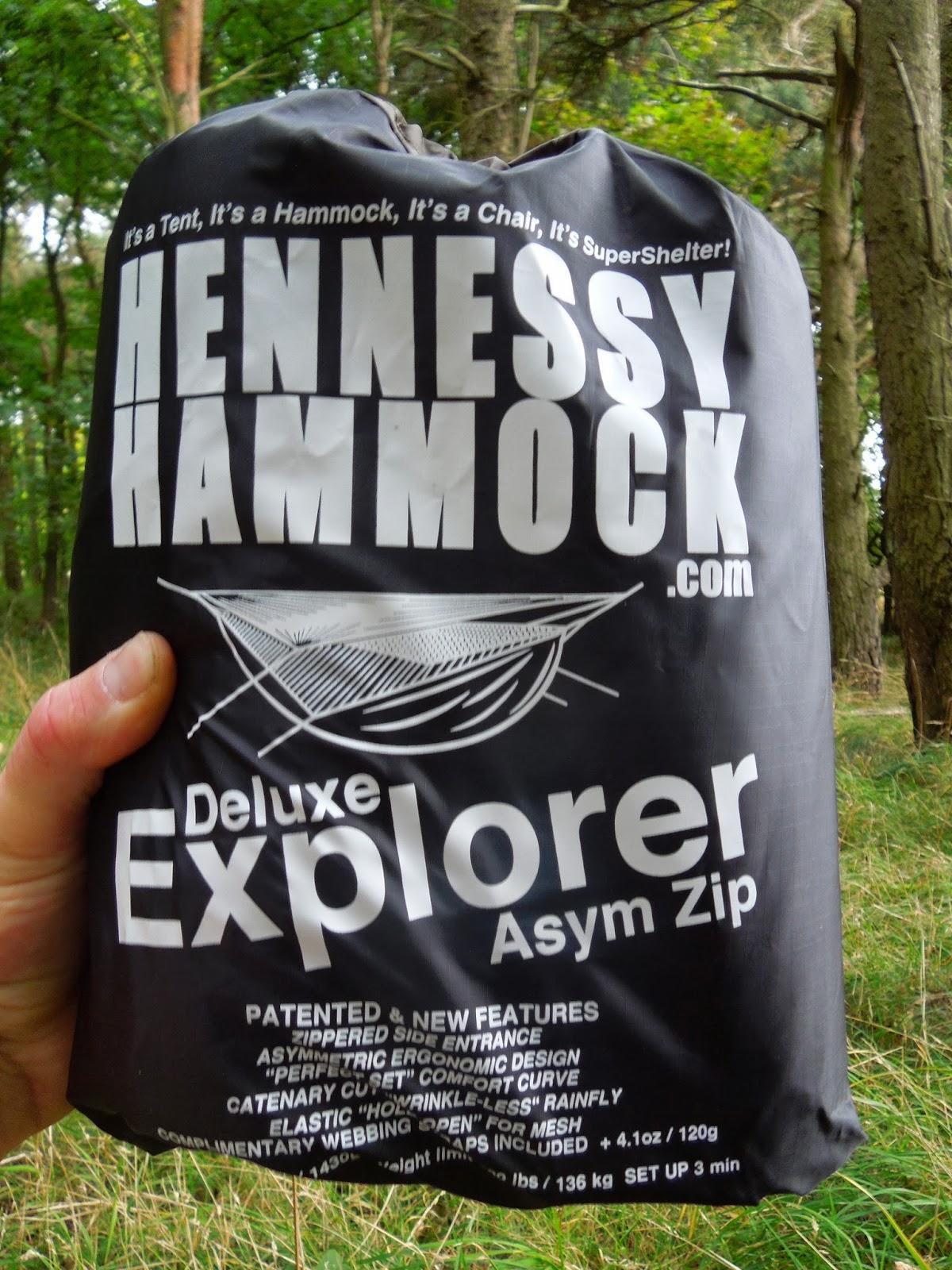 Mtb Innerwick Stravaiger Hennessy Hammock