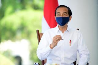 Jokowi Sebut Covid-19 di Indonesia Masih Terkendali, Kenapa Internasional Tidak Percaya?