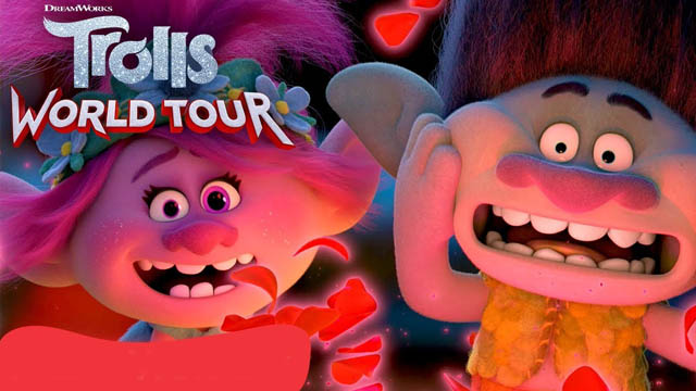 Trolls World Tour (2020) Full Movie Download Free