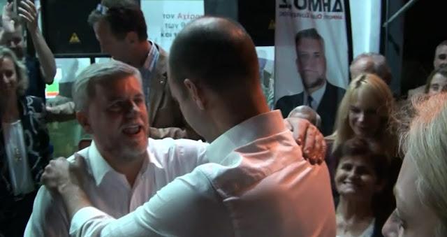 Ο Γιάννης Καραγιαννης για την εκλογή του - Συγχαρητήρια από τον Νικόλα Κάτσιο (ΒΙΝΤΕΟ)