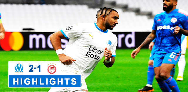 Olympique Marseille vs Olympiakos Piraeus – Highlights