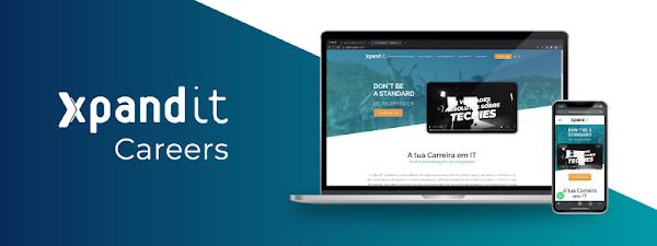 Xpand IT lança campanha Breaking Standards e novo site de carreiras