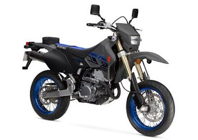 Motor Suzuki DR-Z400SM