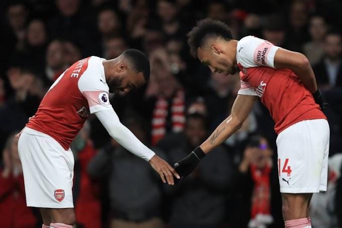 Juventus in contact with Arsenal striker Pierre-Emerick Aubameyang