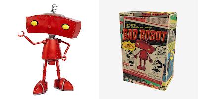 San Diego Comic-Con 2021 Exclusive Bad Robot Premium Action Figure by Mattel Creations