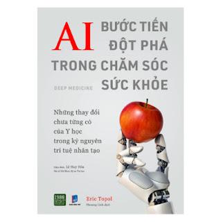 AI - Bước Tiến Đột Phá Trong Chăm Sóc Sức Khỏe ebook PDF EPUB AWZ3 PRC MOBI
