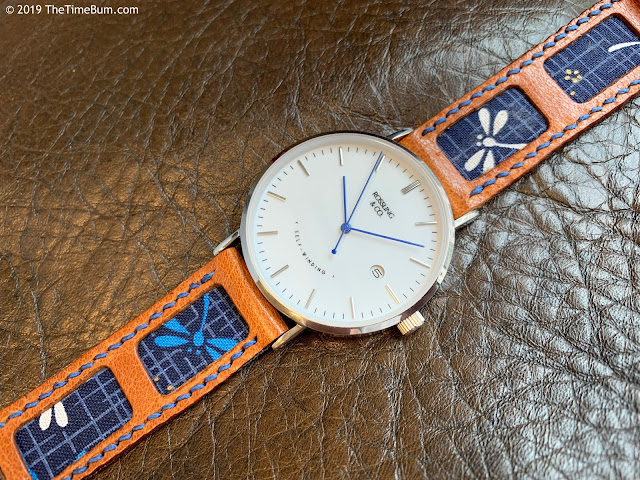 47 Ronin strap Rossling Automatic