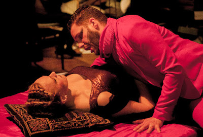 Thalie Knights, Marcio da Silva - Lully: Armide - Music at Woodhouse - Rob Tyson Knights Photography