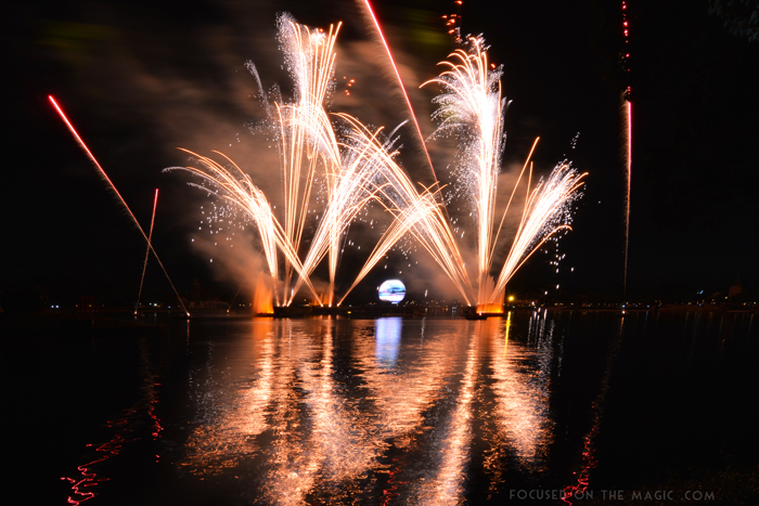 Reflections of Earth.Epcot World Showcase | Focused on the Magic