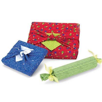 Fabric Wrap-ups
