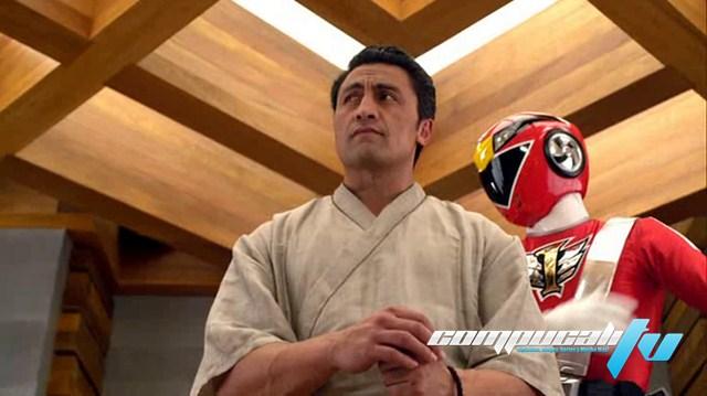 Power Rangers El Choque De Los Rangers Rojos DVDRip Español Latino