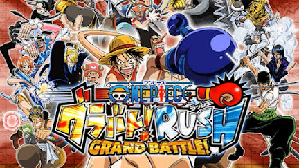 One Piece Grand Battle 3 PS2 free download full version