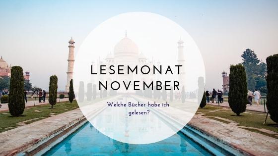 Lesemonat November 2019