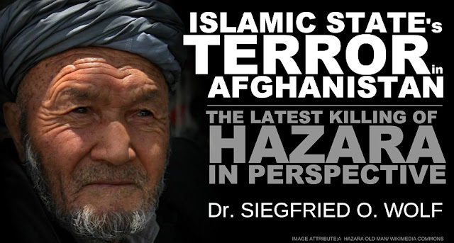 OPINION | Islamic State's Terror in Afghanistan: The Latest Killing of Hazara in Perspective