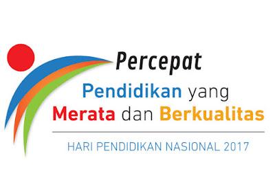 Logo dan Tema Hardiknas 2017