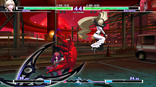 Under Night In-Birth Exe:Late[cl-r] battle 1 We Know Gamers