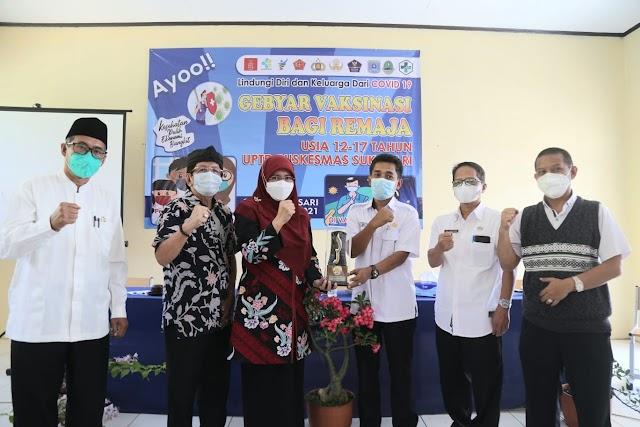 Komisi V DPRD Jabar Minta Pihak Disdik dan Sekolah Masifkan Sosialisasi Vaksin Bagi Pelajar